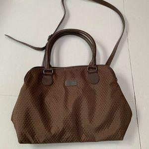 Baggallini crossbody purse.